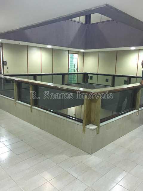 Vista interna - Sala Comercial 40m² à venda Rio de Janeiro,RJ - R$ 220.000 - JCSL00032 - 8