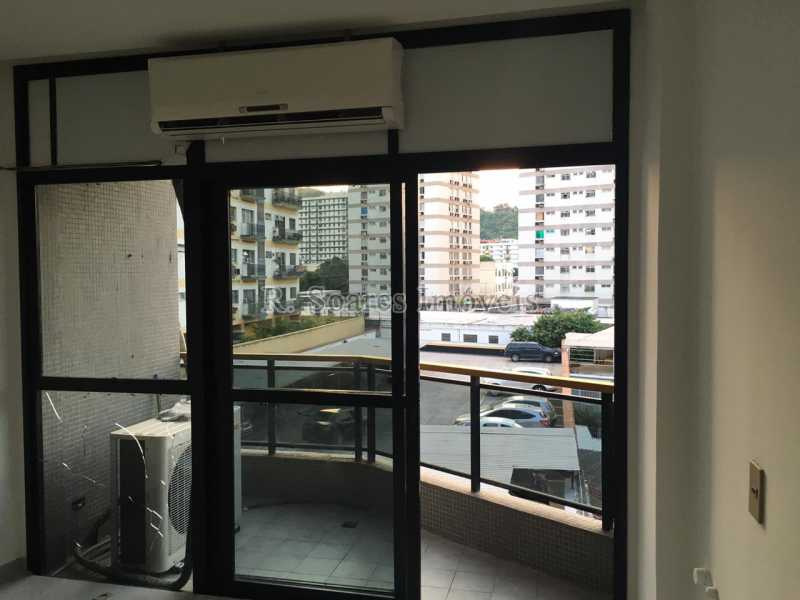 Split e varanda - Sala Comercial 40m² à venda Rio de Janeiro,RJ - R$ 220.000 - JCSL00032 - 3
