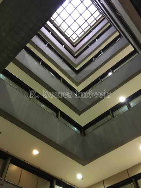 Vista interna - Sala Comercial 40m² à venda Rio de Janeiro,RJ - R$ 220.000 - JCSL00032 - 9