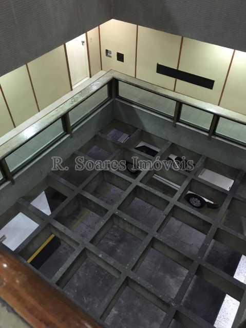 Vista interna - Sala Comercial 40m² à venda Rio de Janeiro,RJ - R$ 220.000 - JCSL00032 - 10