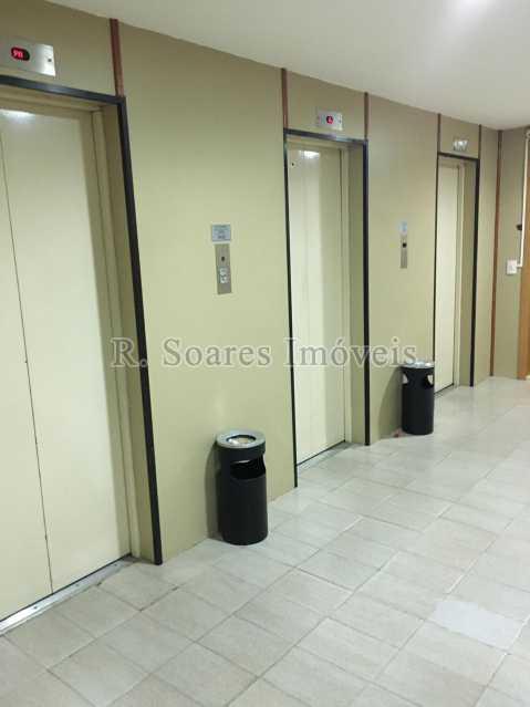 Vista interna - Sala Comercial 40m² à venda Rio de Janeiro,RJ - R$ 220.000 - JCSL00032 - 12
