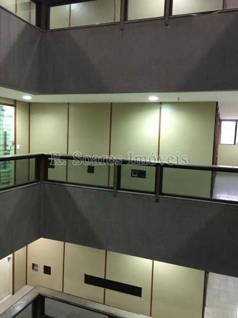 Vista interna - Sala Comercial 40m² à venda Rio de Janeiro,RJ - R$ 220.000 - JCSL00032 - 13