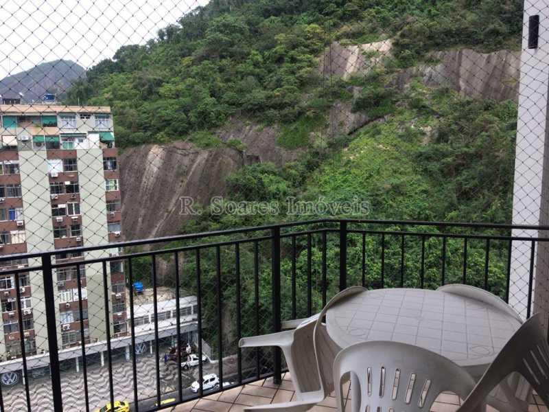 3100e51c-f362-48d4-ada3-5bacb5 - Flat à venda Avenida Princesa Isabel,Rio de Janeiro,RJ - R$ 550.000 - LDFL10006 - 14