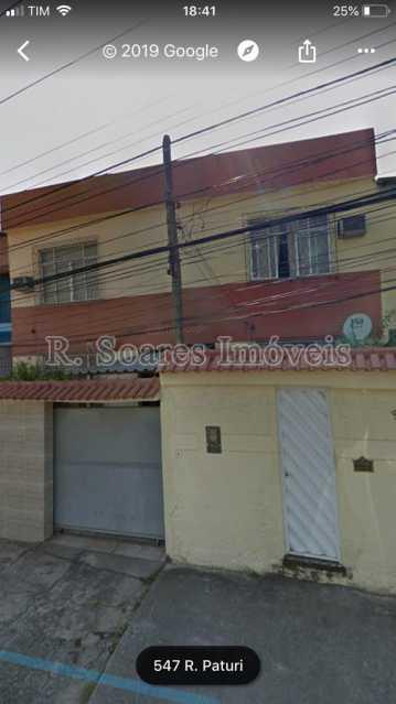 d1505c4c-bd09-4d9e-8cfe-0b3cf4 - Casa à venda Rua Paturi,Rio de Janeiro,RJ - R$ 320.000 - VVCA20116 - 1