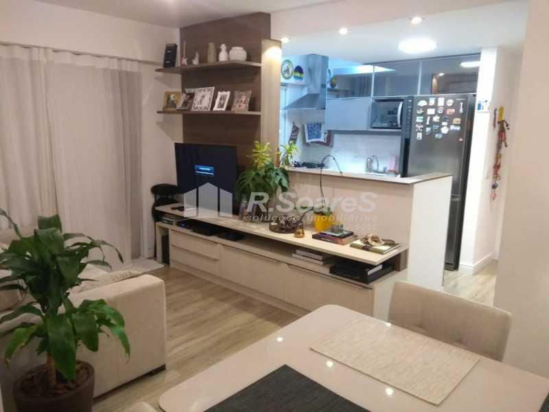 1 - Apartamento 2 quartos à venda Rio de Janeiro,RJ - R$ 580.000 - JCAP20530 - 1
