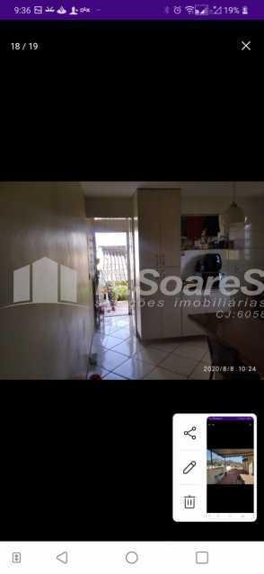 WhatsApp Image 2021-02-17 at 1 - R Soares vende excelente casa triplex toda reformada sala trés quartos com suite, dependência, lavabo e garagem pra quatro carros. - JCCA30025 - 5