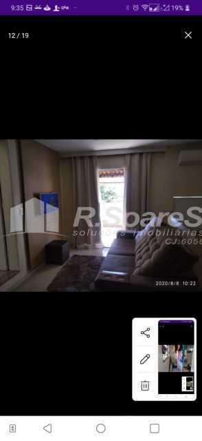WhatsApp Image 2021-02-17 at 1 - R Soares vende excelente casa triplex toda reformada sala trés quartos com suite, dependência, lavabo e garagem pra quatro carros. - JCCA30025 - 10