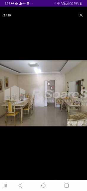 WhatsApp Image 2021-02-17 at 1 - R Soares vende excelente casa triplex toda reformada sala trés quartos com suite, dependência, lavabo e garagem pra quatro carros. - JCCA30025 - 3