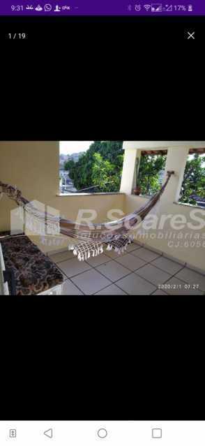 WhatsApp Image 2021-02-17 at 1 - R Soares vende excelente casa triplex toda reformada sala trés quartos com suite, dependência, lavabo e garagem pra quatro carros. - JCCA30025 - 18