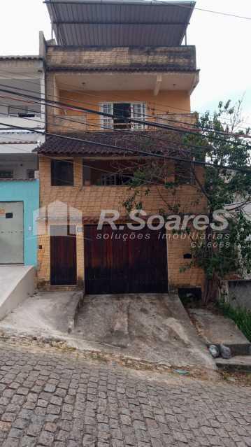 WhatsApp Image 2021-02-17 at 1 - R Soares vende excelente casa triplex toda reformada sala trés quartos com suite, dependência, lavabo e garagem pra quatro carros. - JCCA30025 - 21