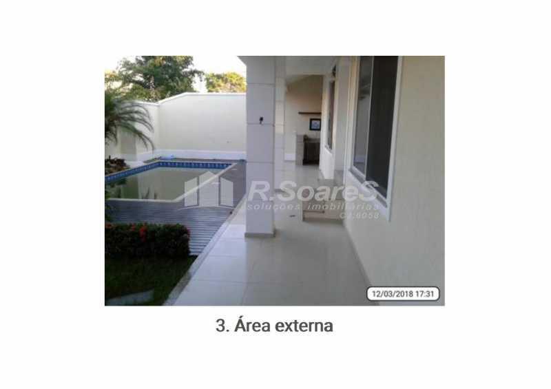 area-pscina-varanda - Casa em Condomínio 5 quartos à venda Rio de Janeiro,RJ - R$ 2.000.000 - VVCN50006 - 4