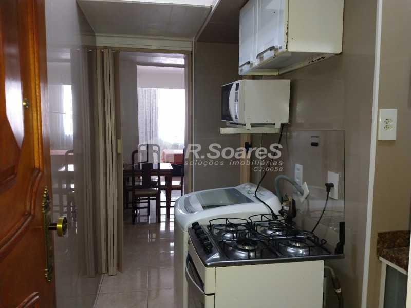 1 - Apartamento para alugar Rua Barata Ribeiro,Rio de Janeiro,RJ - R$ 1.600 - CPAP00061 - 1