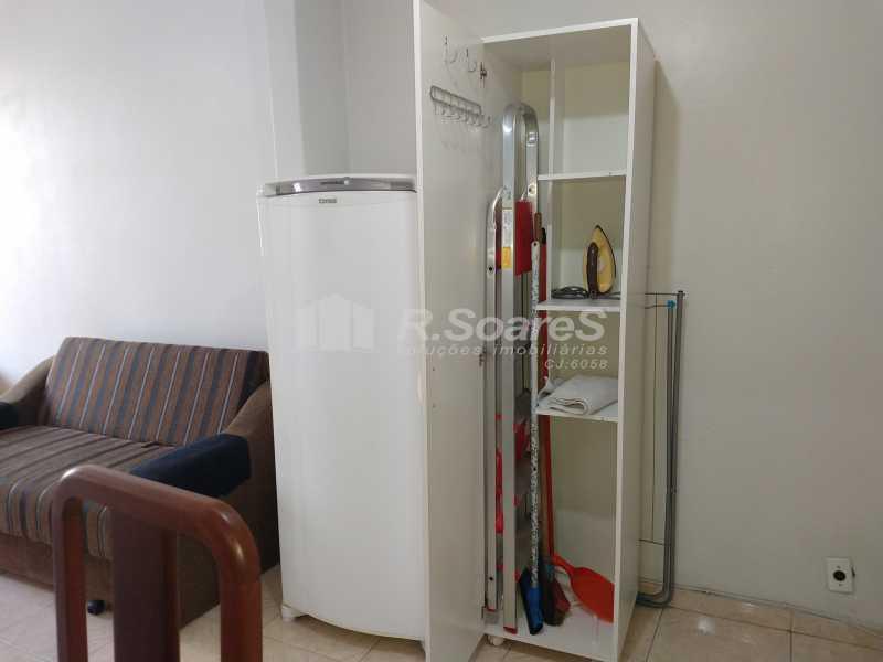 14 - Apartamento para alugar Rua Barata Ribeiro,Rio de Janeiro,RJ - R$ 1.600 - CPAP00061 - 14
