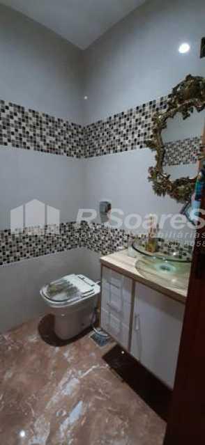 760012016609895 - Casa de vila no Riachuelo - LDCV20005 - 4