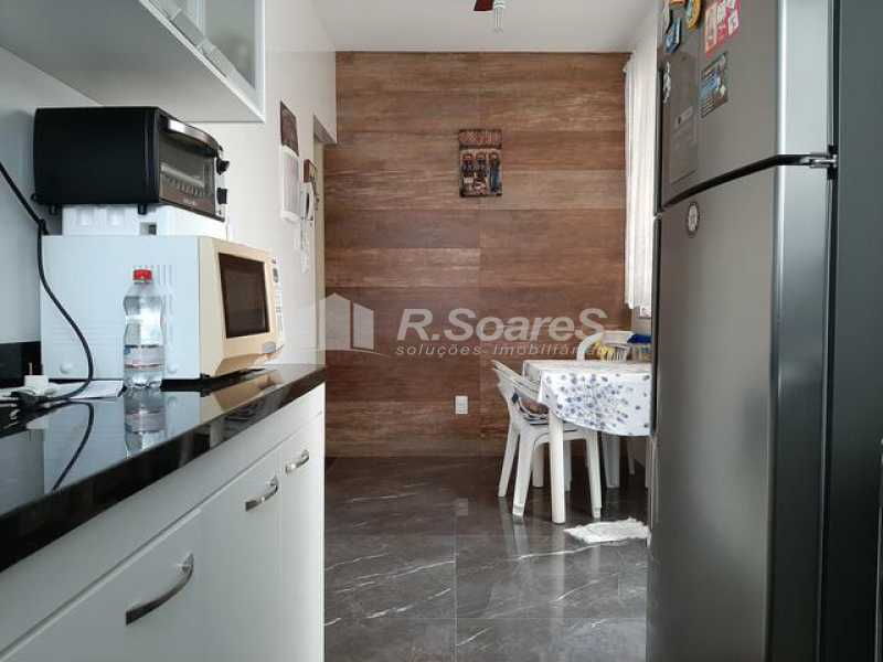 761012019212361 - Casa de vila no Riachuelo - LDCV20005 - 6