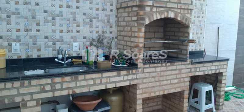 764012018716068 - Casa de vila no Riachuelo - LDCV20005 - 3