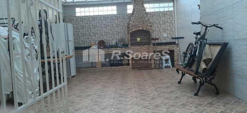 767012011908244 - Casa de vila no Riachuelo - LDCV20005 - 16