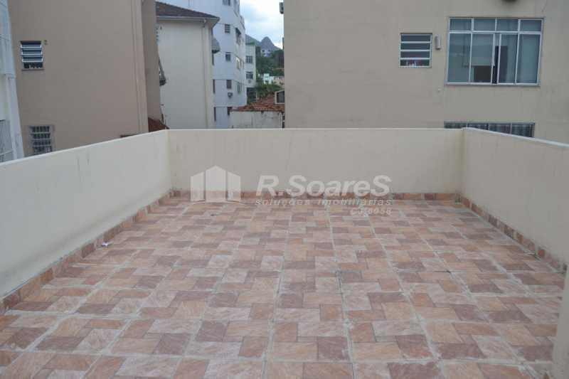 WhatsApp Image 2020-07-24 at 0 - Excelente casa duplex, de vila, na Rua Teodoro da Silva, colado ao Shopping Boulevard, com 120m² e uma vaga de garagem. - JCCV30024 - 3