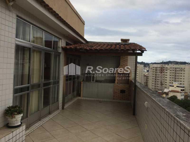 1 - Cobertura 4 quartos à venda Rio de Janeiro,RJ - R$ 1.300.000 - JCCO40014 - 1