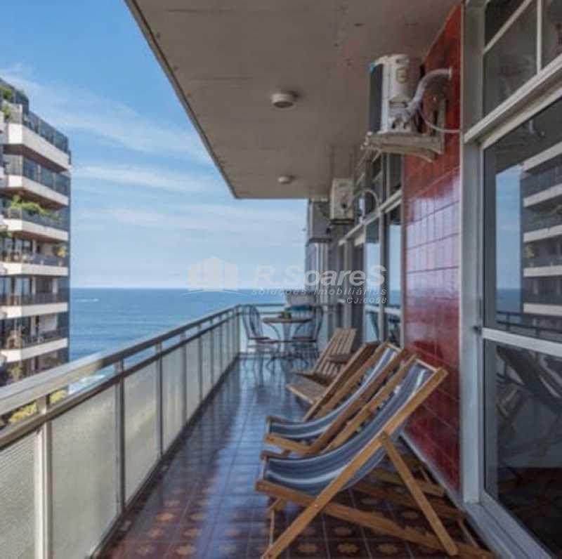IMG_7256 1 - Apartamento 4 quartos para alugar Rio de Janeiro,RJ - R$ 10.000 - CPAP40076 - 3