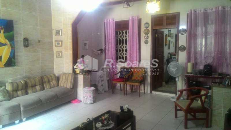 1.0 - Casa de Vila 4 quartos à venda Rio de Janeiro,RJ - R$ 599.999 - JCCV40009 - 3
