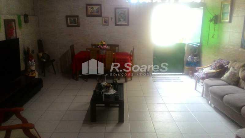 3.0 - Casa de Vila 4 quartos à venda Rio de Janeiro,RJ - R$ 599.999 - JCCV40009 - 4