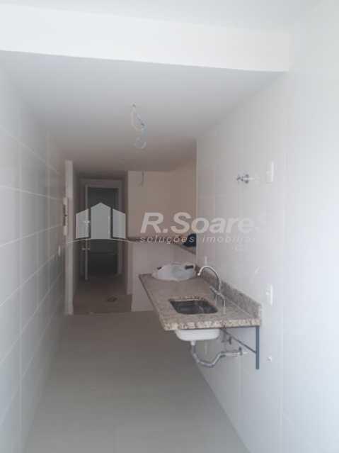 278096326172636 - Cópia - Lindo apartamento no catete 2 quartos - LDAP20339 - 9