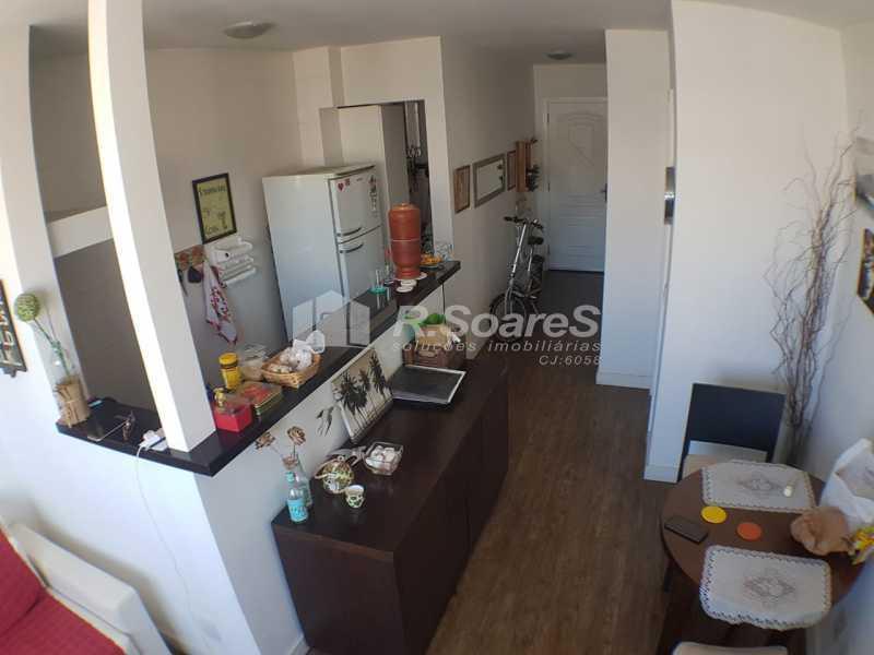 dae673dd-e62a-4d29-b72b-64bcd4 - Cobertura 2 quartos à venda Rio de Janeiro,RJ - R$ 520.000 - LDCO20007 - 5