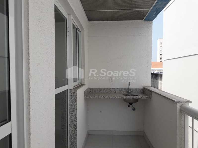 2 - Apartamento 2 quartos à venda Rio de Janeiro,RJ - R$ 480.167 - JCAP20675 - 3
