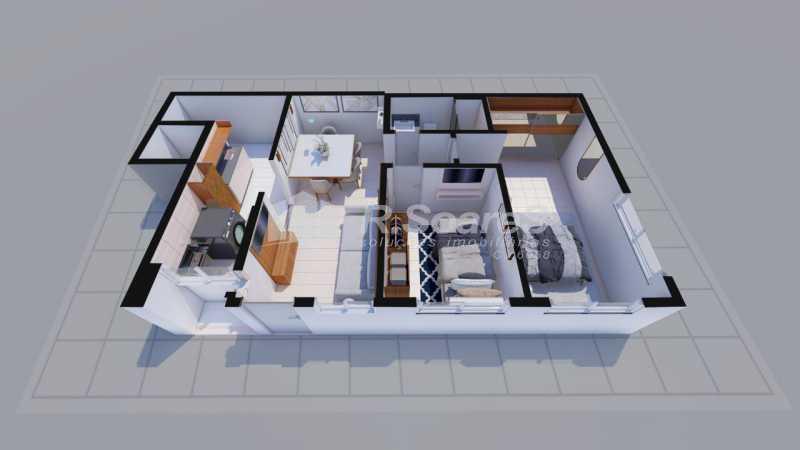 WhatsApp Image 2020-10-15 at 1 - Apartamento 2 quartos à venda Rio de Janeiro,RJ - R$ 220.000 - VVAP20654 - 28