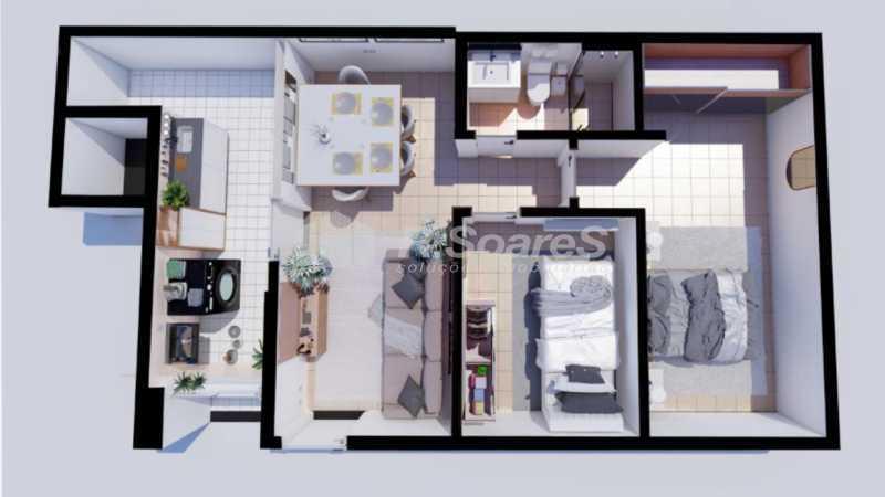 WhatsApp Image 2020-10-15 at 1 - Apartamento 2 quartos à venda Rio de Janeiro,RJ - R$ 220.000 - VVAP20654 - 30