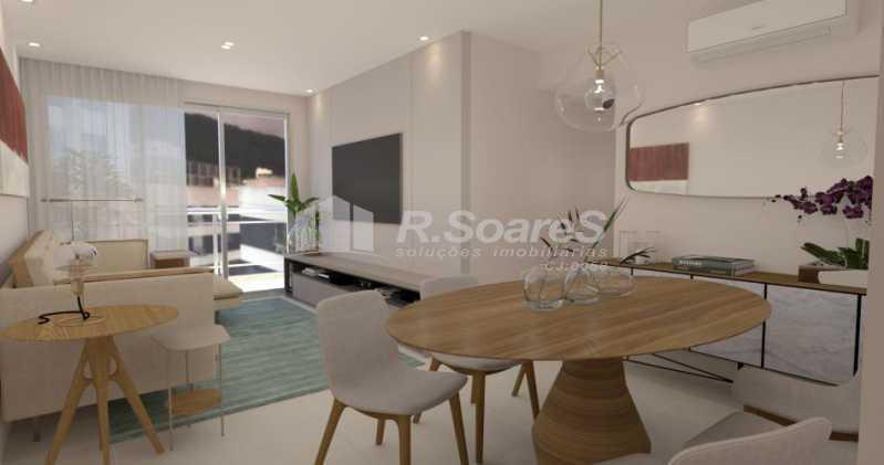 2 - Apartamento 3 quartos à venda Rio de Janeiro,RJ - R$ 690.000 - CPAP30410 - 3