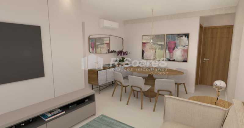 4 - Apartamento 3 quartos à venda Rio de Janeiro,RJ - R$ 690.000 - CPAP30410 - 5