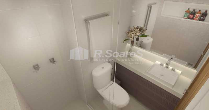 5 - Apartamento 3 quartos à venda Rio de Janeiro,RJ - R$ 690.000 - CPAP30410 - 6