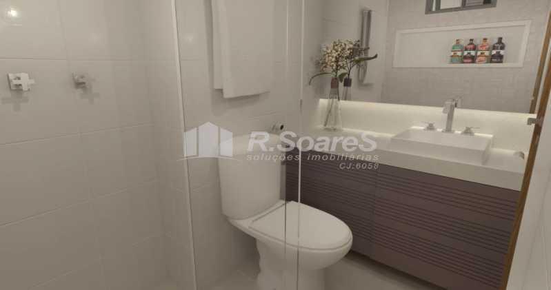 6 - Apartamento 3 quartos à venda Rio de Janeiro,RJ - R$ 690.000 - CPAP30410 - 7