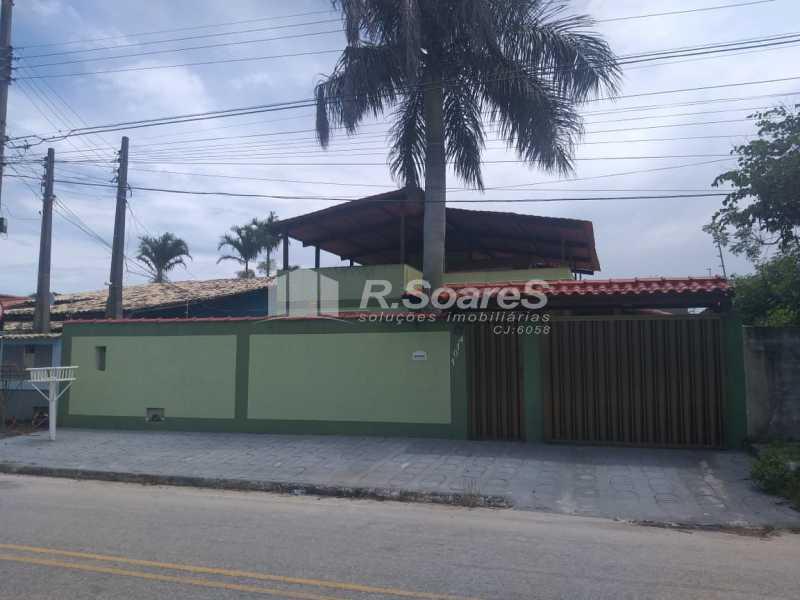 F1 - Casa 5 quartos à venda Rio das Ostras,RJ - R$ 600.000 - CPCA50008 - 1