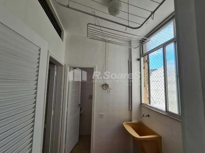 18. - Rio de Janeiro, Humaitá, 1 suíte, 2 quartos, 100 m², frente, 2 Vagas. - LDAP30408 - 19