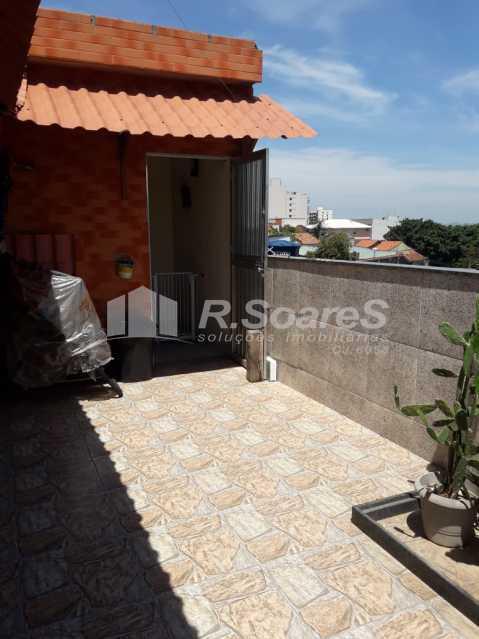 1 - Apartamento tipo casa em Del Castilho, próximo ao Shopping Nova América. - JCAP30407 - 1