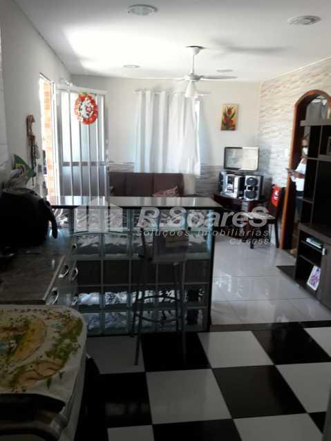 2 - Apartamento tipo casa em Del Castilho, próximo ao Shopping Nova América. - JCAP30407 - 3