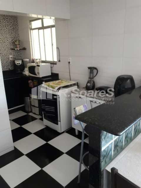 4 - Apartamento tipo casa em Del Castilho, próximo ao Shopping Nova América. - JCAP30407 - 5