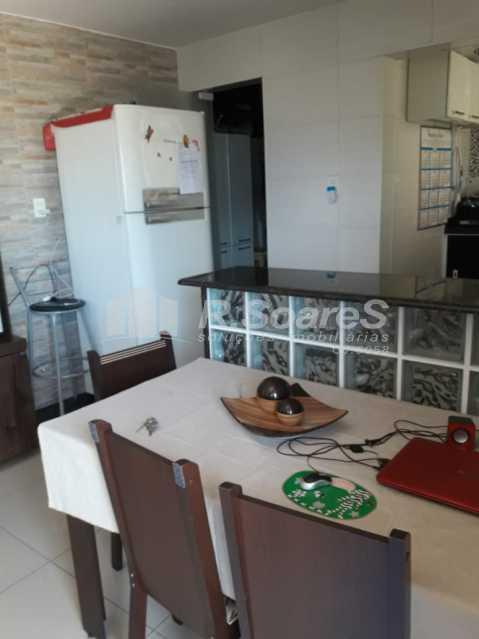 13 - Apartamento tipo casa em Del Castilho, próximo ao Shopping Nova América. - JCAP30407 - 14