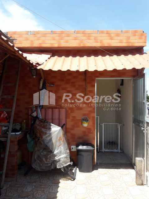 14 - Apartamento tipo casa em Del Castilho, próximo ao Shopping Nova América. - JCAP30407 - 15
