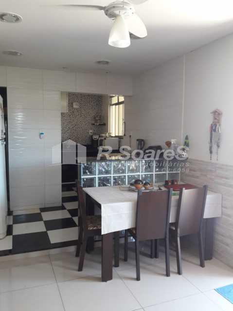 17 - Apartamento tipo casa em Del Castilho, próximo ao Shopping Nova América. - JCAP30407 - 18