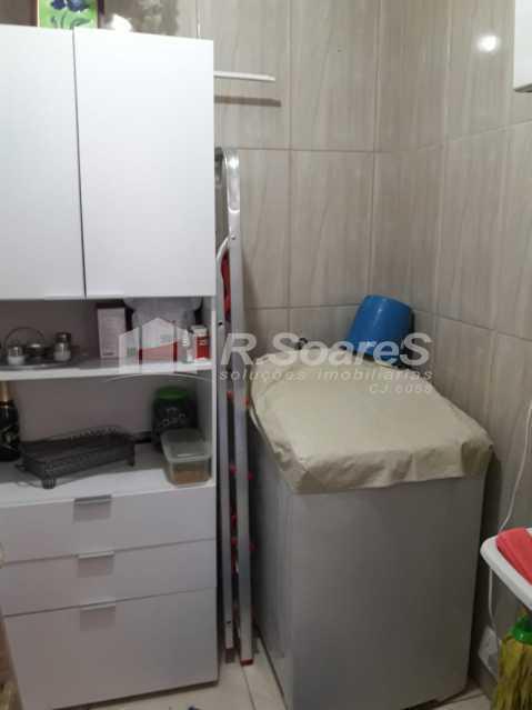 20 - Apartamento tipo casa em Del Castilho, próximo ao Shopping Nova América. - JCAP30407 - 21