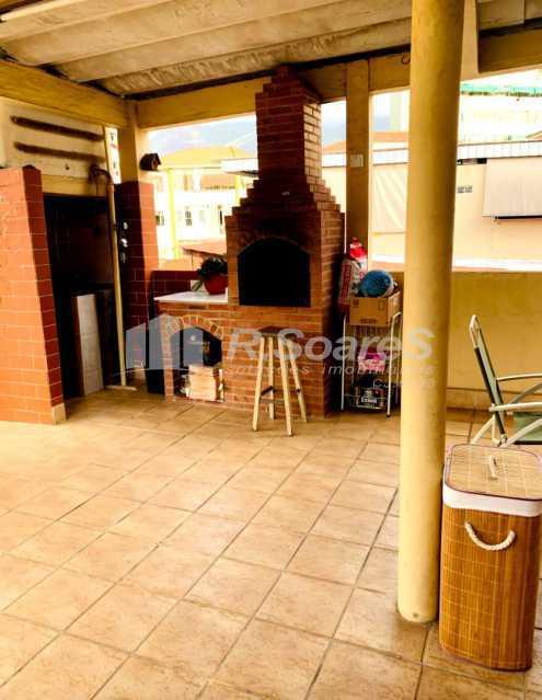 WhatsApp Image 2020-12-22 at 1 - R.Soares Vende !!!! Excelente casa de vila triplex no bairro de Vila Isabel totalmente reformada. - JCCV30025 - 18