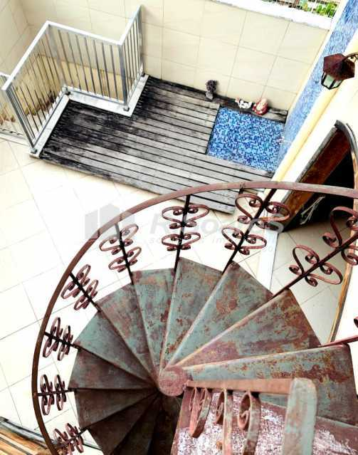 WhatsApp Image 2020-12-22 at 1 - R.Soares Vende !!!! Excelente casa de vila triplex no bairro de Vila Isabel totalmente reformada. - JCCV30025 - 6