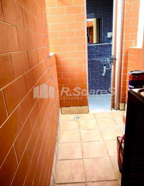 WhatsApp Image 2020-12-22 at 1 - R.Soares Vende !!!! Excelente casa de vila triplex no bairro de Vila Isabel totalmente reformada. - JCCV30025 - 13