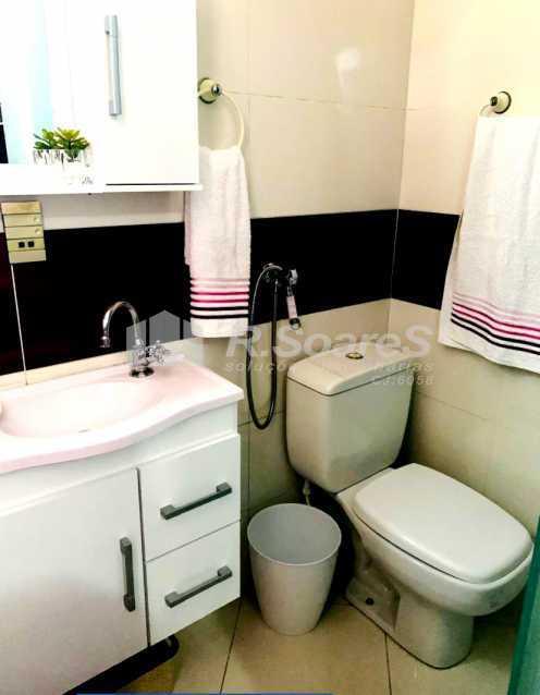 WhatsApp Image 2020-12-22 at 1 - R.Soares Vende !!!! Excelente casa de vila triplex no bairro de Vila Isabel totalmente reformada. - JCCV30025 - 10