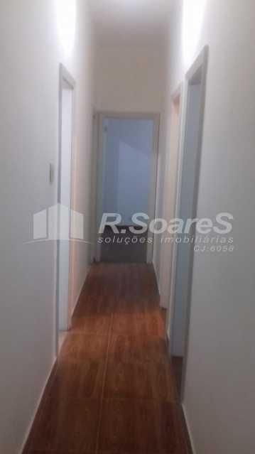 4 - R.Soares vende aluga amplo apartamento térreo localizado na Av. Paulo de Frontin - JCAP30414 - 5