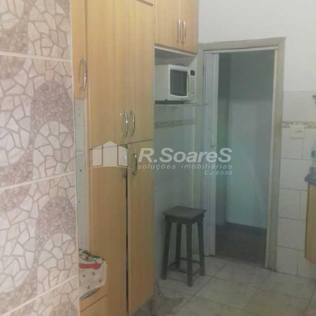 14 - R.Soares vende aluga amplo apartamento térreo localizado na Av. Paulo de Frontin - JCAP30414 - 15